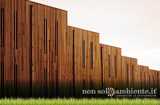 Edilizia sostenibile: i nuovi pannelli XLAM