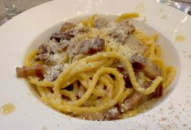 Where to Find the Best Carbonara in Rome, Italy?