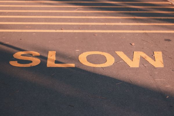 If security is slowing down your website's performance, you're doing it wrong.