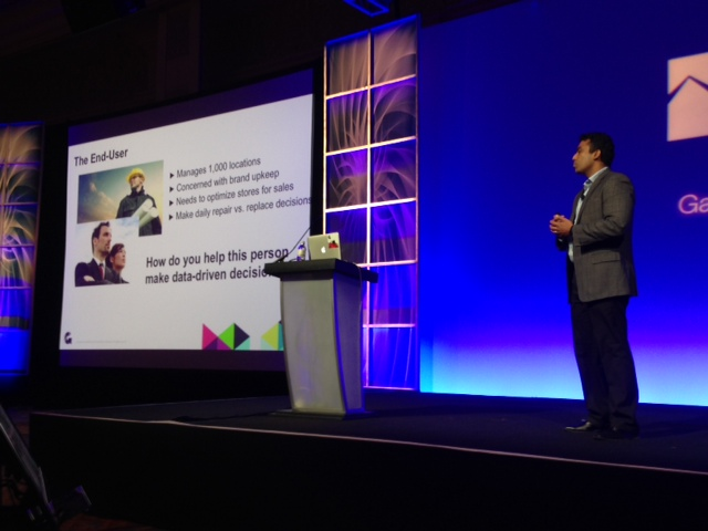 Big Data Business Intelligence presentation by Sid Shetty at Gartner 2014