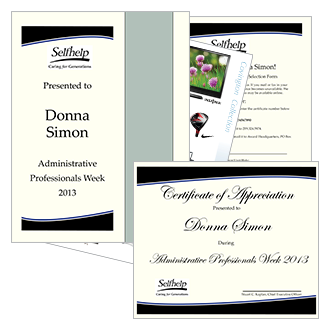 top 10 ways to celebrate administrative professionals day