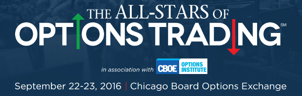 The All-Stars of Options Trading