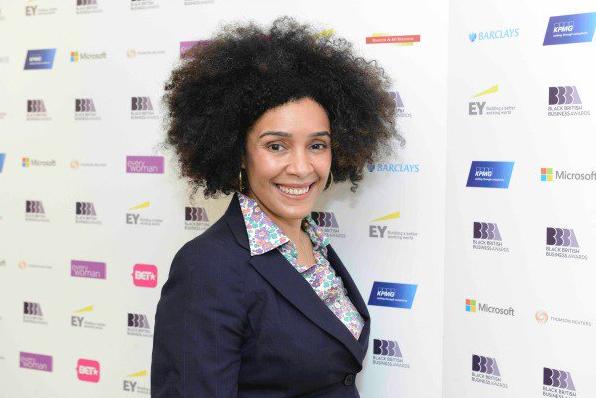 Rachel Wang Black British Business