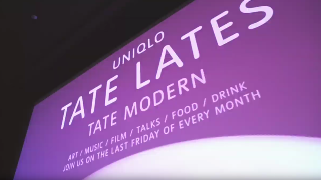 Uniqlo Tate Late