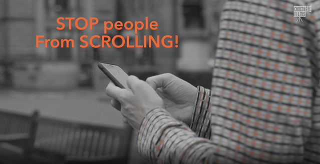 Stop people from scrolling