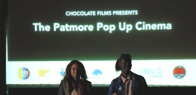 patmore pop up cinema