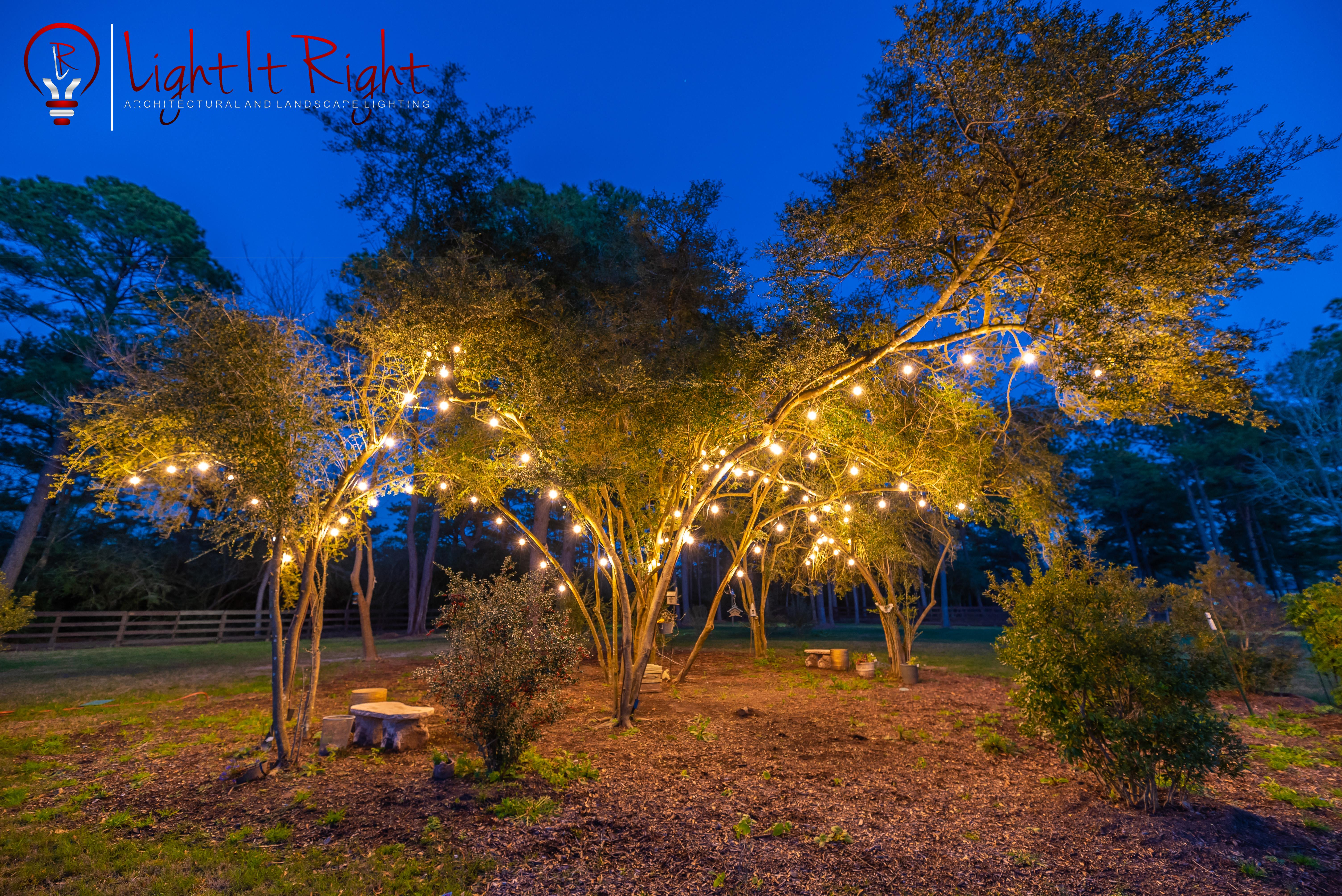 How Lighting Can Enhance a Landscape Design