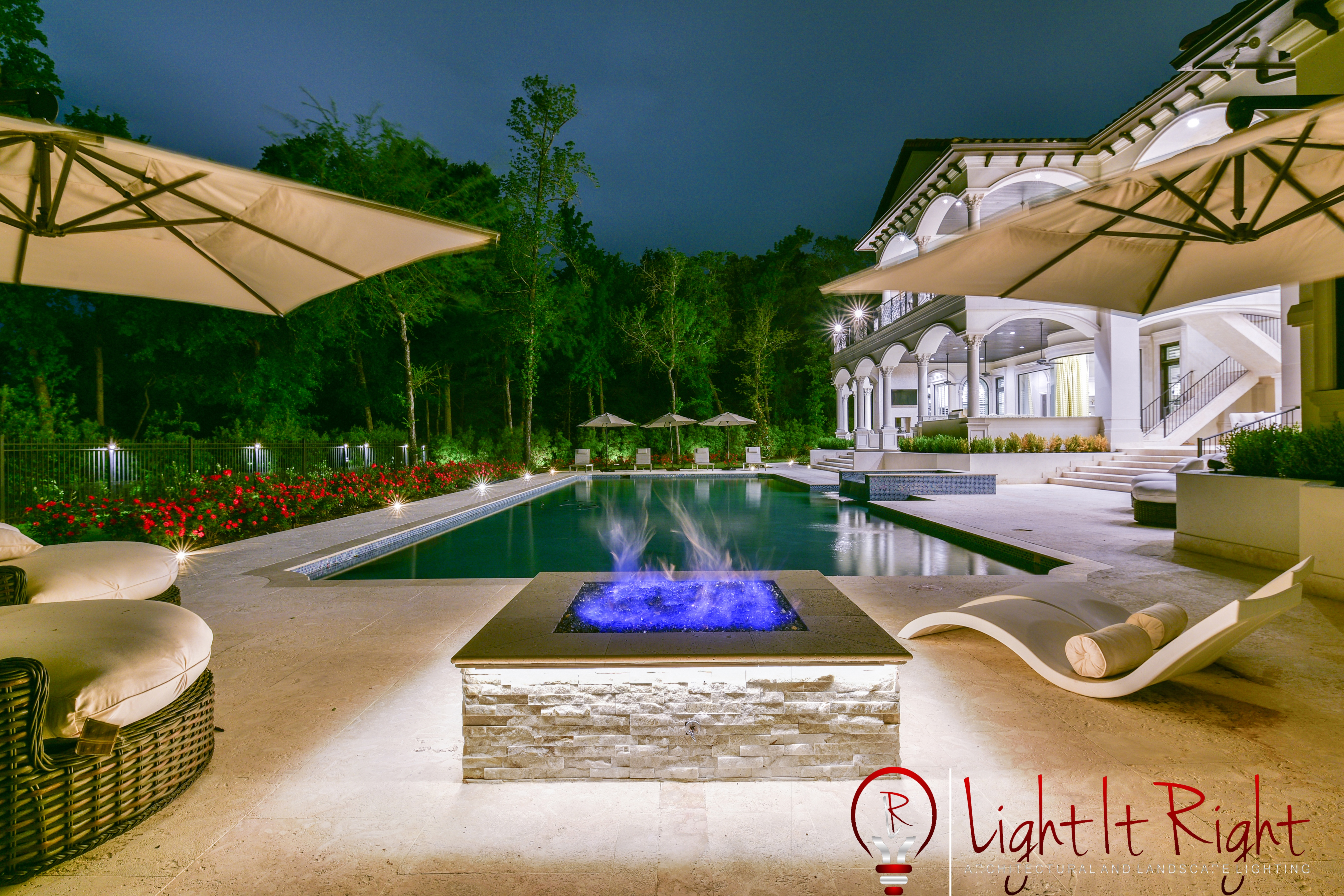 Outdoor Lighting and Entertaining - the Social Distancing Edition