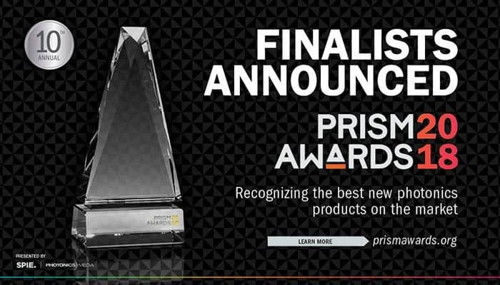 KMLabs Y-Fi™ OPA makes 2018 SPIE PRISM Finalists list!