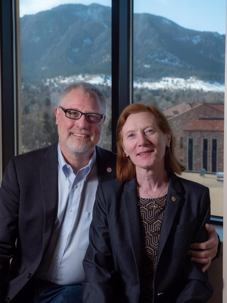 KMLabs Founders Margaret Murnane and Henry Kapteyn Win Benjamin Franklin Medal