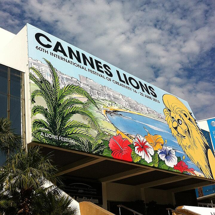 The Cannes Lions, 2013