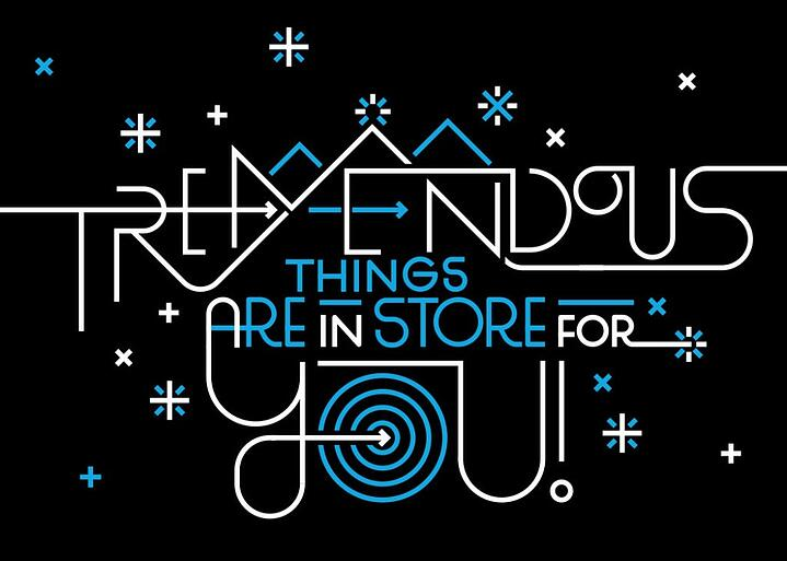 Happy holidays from Tremendousness