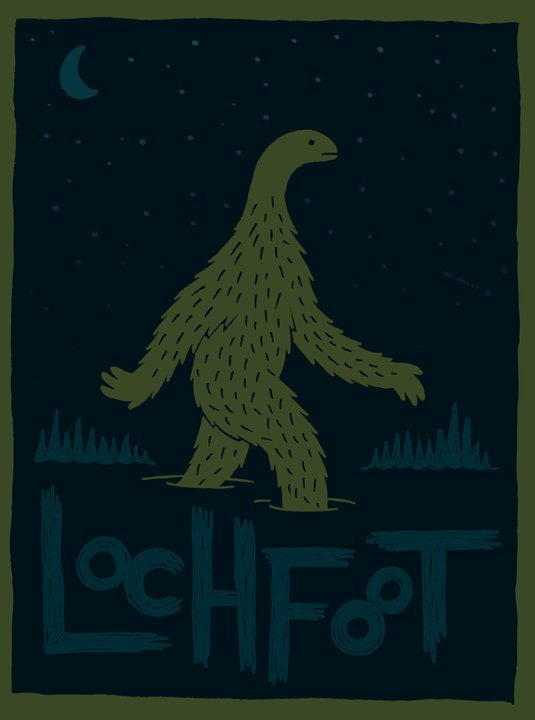 Finding Lochfoot