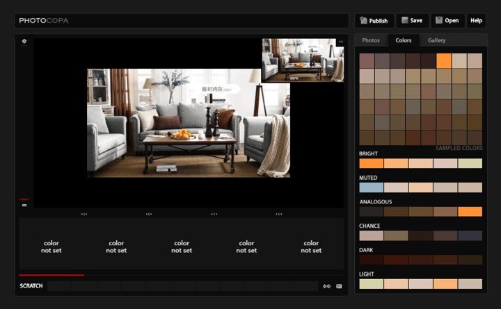Color me impressed: 10 ways to pick a color palette