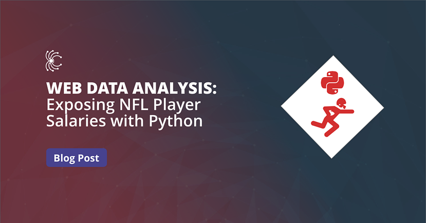 Blog featured image - Exposing NFL Player Salaries with python