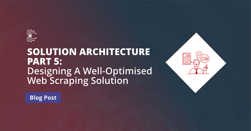 Blog featured image - Solution Architecture Part 5 Designing A Solution & Estimating Resource Requirements (1)
