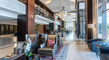 The Carter in Houston - The Perfect Hotel Alternative