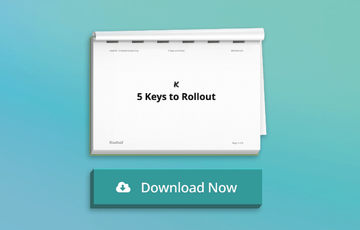 5 Keys to Successful Rollout