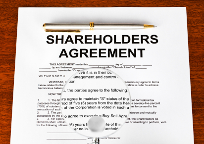 Shareholders' Agreements – An Overview in 3 Minutes