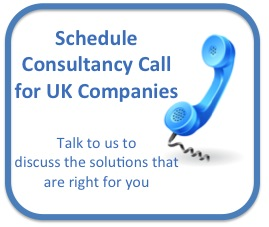 schedule consultancy call uk companies
