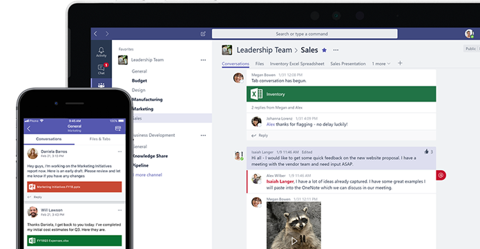 Using Wundamail Alongside Microsoft Teams
