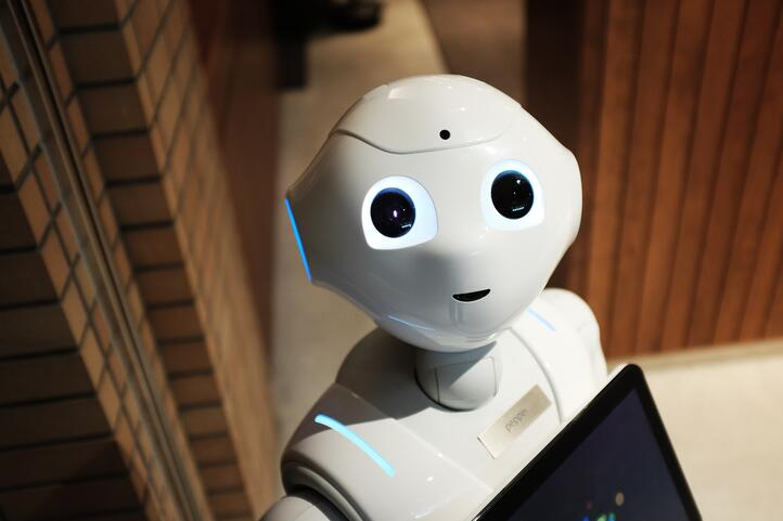 Learning to love the robots - the future of work