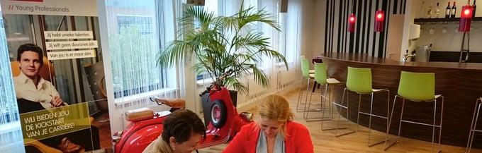 Interview Anne-Liet Stroband van Spring Professional