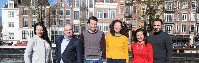 Interview Grietje van Dijk van gemeente Amsterdam