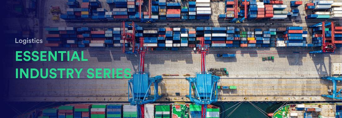Logistics essential industries Proxyclick