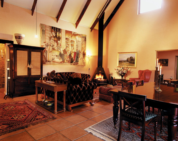 Stonecutters Lodge, Dullstroom