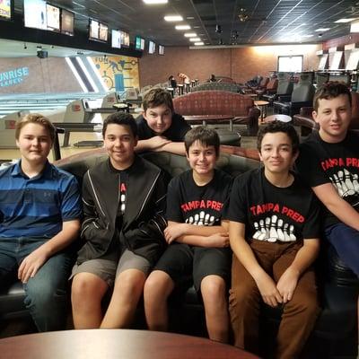 MS Bowling Wins