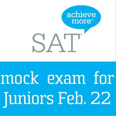 Mock SAT
