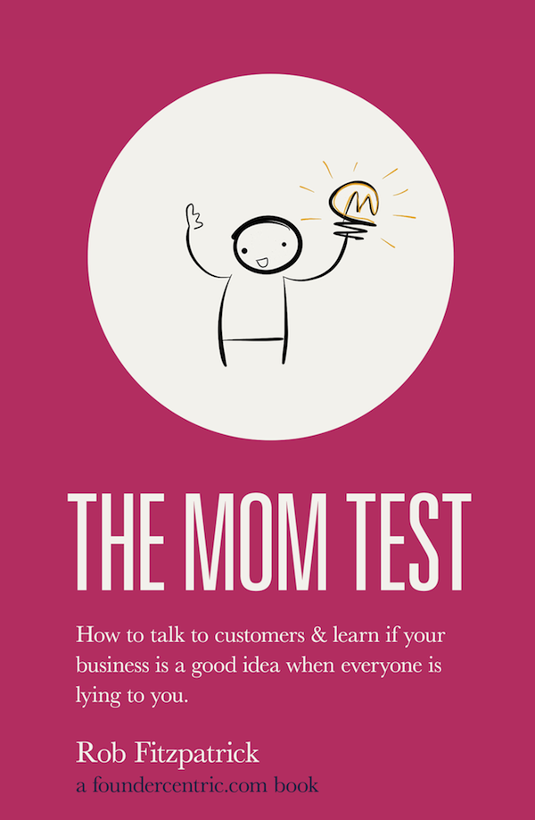 Carl's blog: I hate the Mom's test…. oh no, actually I love it!