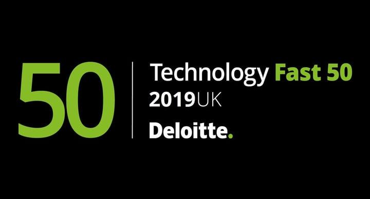 LivingLens Ranked Number 36 in Deloitte UK Technology Fast 50