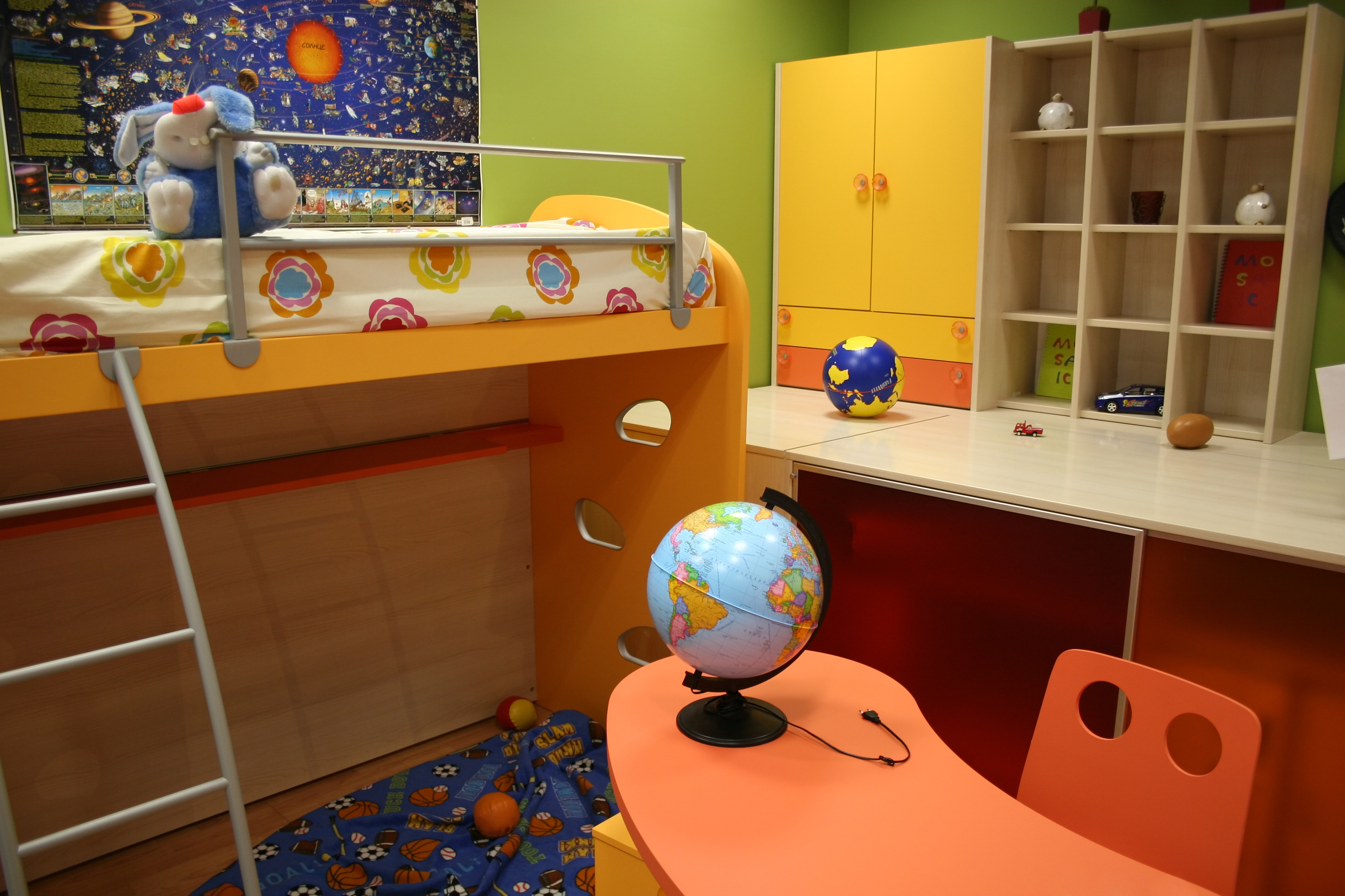 Seattle Interior Design: Creating a Kids' Playroom Out Of That
