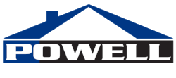 Powell Homes & Renovations logo