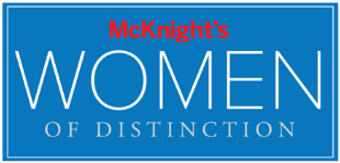 McKnight's Women of Distinction Award