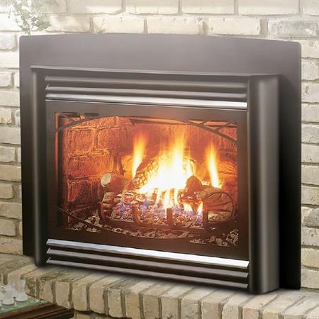 Benefits Of Adding A Natural Gas Fireplace Insert