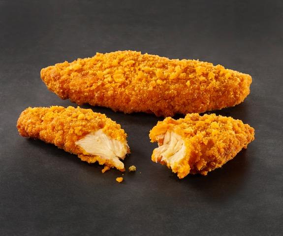 Le poulet, pilier du snacking bon et sain