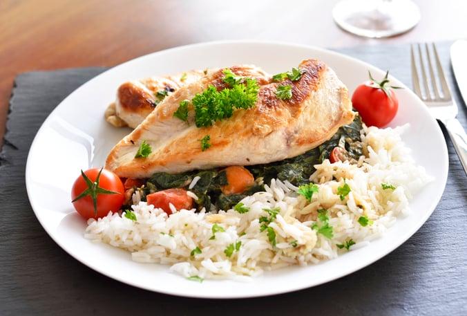Poulet PNNS Gastronome Professionnels
