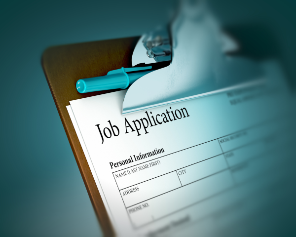 Job Application Form resized 600