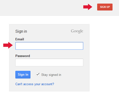 How to hook up your recruitment website to google analytics Google sites sign in