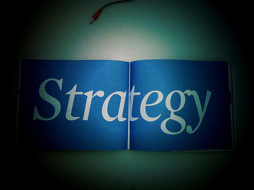 Strategy (stefan.erschwendner via Flickr)