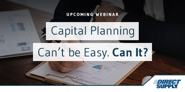 Capital Planning Can't Be Easy, Can It?