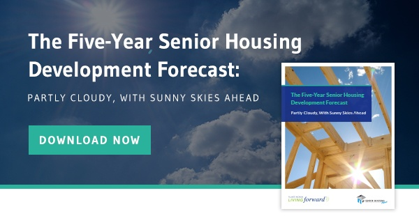 The Five-Year Senior Housing Development Forecast