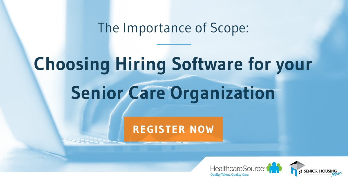 Choosing Hiring Software for your Senior Care Organization