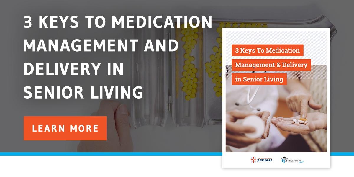 3 Keys to Medication Management