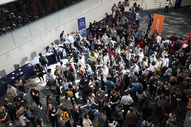 Making the most of trade shows: If you invite, they will come…