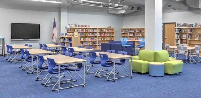 PROJECT UPDATE: Buncombe County Schools - Community High School