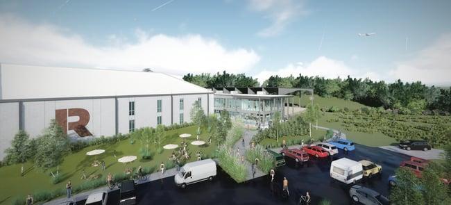 New Recreation Center Breaks Ground in Asheville